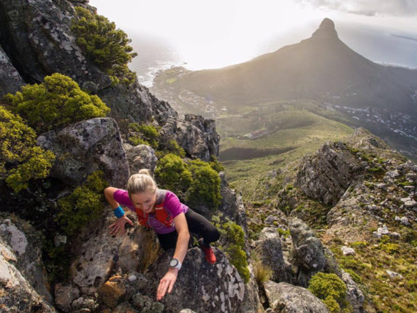 Table Mountain Trail Run in Pictures