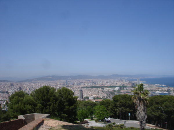 View of Barcelona (2)reduced