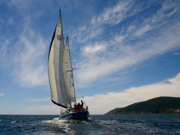 Yoga Retreat on a Sailboat