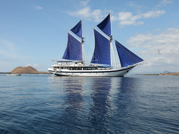 Dream Sailing Holiday in Indonesia
