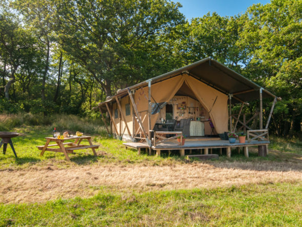 Deerland Safari Hut.