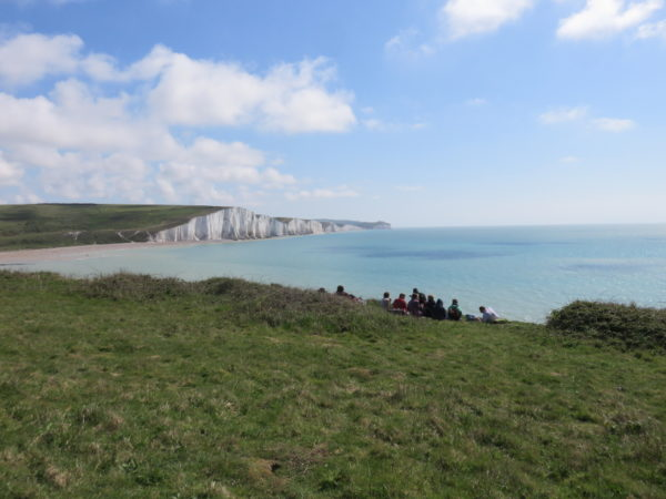 Seven Sisters Cliff Walk
