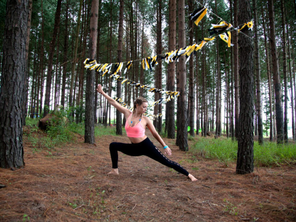 WIN 1 of 2 Tickets to Yoga Flow Festival 2018