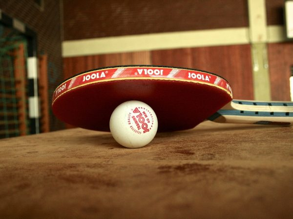 Why Ping Pong is the ultimate stress buster