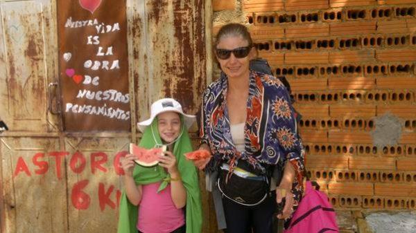 Watermelon on Camino