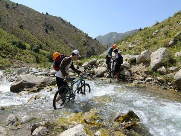 Why you should go Mountain Biking in the Fann Mountains