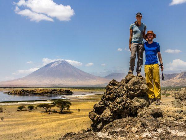 cycling adventure in Kenya