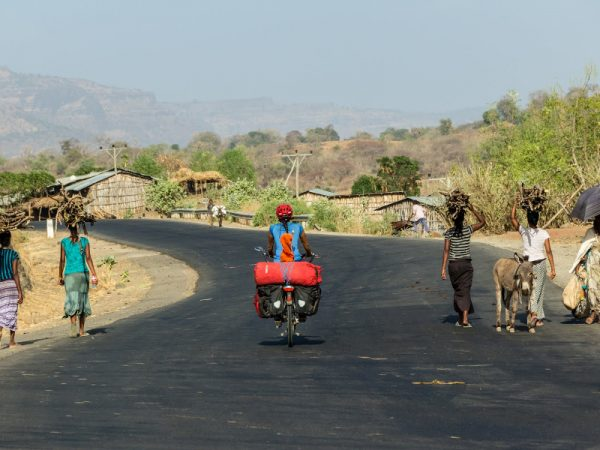 cycling in Africa