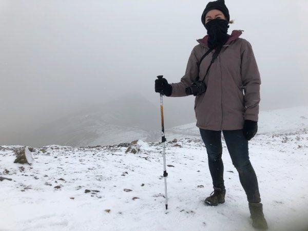 Climbing Snowdon: weekend trip from London